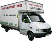 Removal in Newry